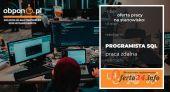 Programista SQL - praca zdalna dla osoby z orzeczeniem