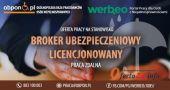 Broker Ubezpieczeniowy Licencjonowany - zdalna z orzeczeniem