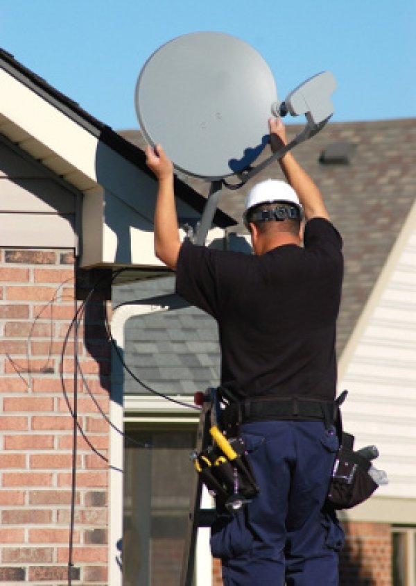Montaż anten ustawianie anten, sprawdzanie, DVB-T Sat Siedlce