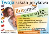 Zapraszamy na zajecia językowe - teraz także na Białołęce!