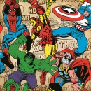 70-467 marvel color heroes 2