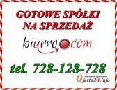 Sprzedam Spółkę z 2014 roku 7000 zł