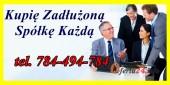 Skup Zadłużonych Spółek - Pomoc w 299 ksh